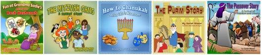 JewishHolidayBooks