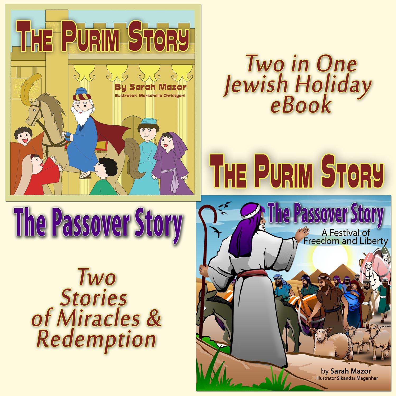 jewish holiday stories