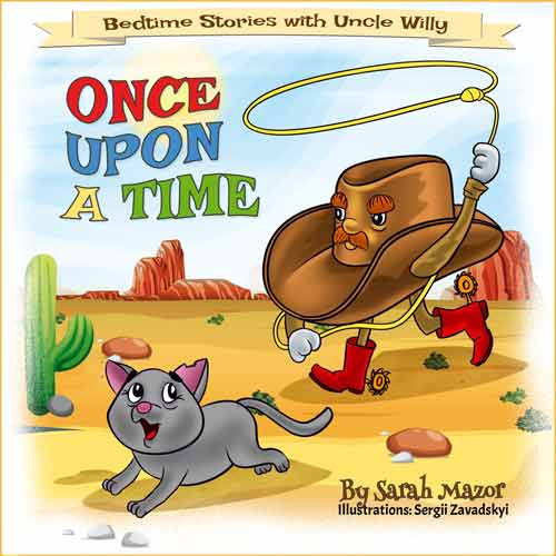 Once Upon a Time by Sarah Mazor